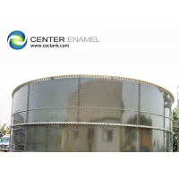 Buy cheap Glass Fused To Steel Bioenergy Tanks With Double Membrane Roofs product