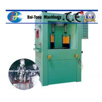 Buy cheap Turntable Type Wet Blasting Equipment One Gun Air Consumption 0.4 - 0.8Mbar product