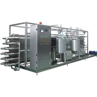 Buy cheap Automatic Stainless Steel UHT Milk Processing Line For Aseptic Filling product