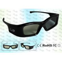 Buy cheap Rechargeable home theater 3D DLP LINK Projector Active Shutter 3D Glasses product