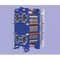 China TS20M Gasket Plate Heat Exchanger equivalent BEST steam water carbon epoxy painted Frame heat Exchanger on sale