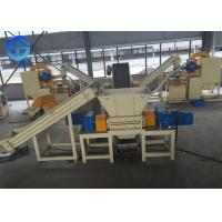Buy cheap Large Capacity Scrap Metal Recycling Machine Radiator Recycling And Separating Production Line product