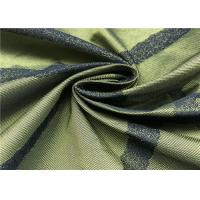Buy cheap 100% P Woven Yarn Dyed Graphic Print Fabric For Jacket And Wind Breaker from wholesalers