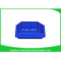 Buy cheap Antistatic Warehouse Storage Bins 10L Colored HDPE Convenience Stores PP Material product