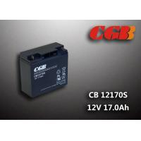 Quality 12V 17AH CB12170S Valve Regulated Lead Acid Battery Anti Corrosion Maintenance Free for sale