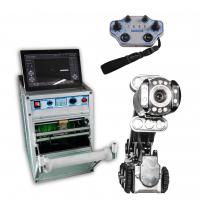 Buy cheap Hi Definition Underground Drain Inspection Camera , CCTV Sewer Inspection Equipment Robot product