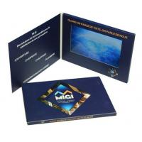 Buy cheap China Factory Cheap Price Custom Gift Greeting Cards 7 Inch Lcd Video Brochure product