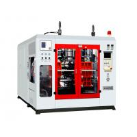 Toggle clamping system Extrusion Blow Molding Machine with view strip and fast cycle MP70DF