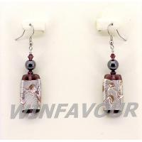 Buy cheap Glass magnetic health earring product