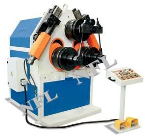 Buy cheap Profile Bending Machine/Section Bending Machine, pipe bender,pipe bending machine product