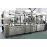 Buy cheap 3 in 1 Water Filling/Bottling Production Machine (CGFA series) product