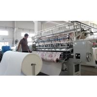 Buy cheap 2.4 Meters Chain Stitch Quilting Machine Hook Function 4700*1200*1650mm product
