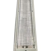 Buy cheap Multi - Used Square Patio Heater UV Protected With Silk Printing Logo product
