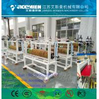 Buy cheap plastic glazed roof tile making machine PVC glazed roof plate extrusion line product
