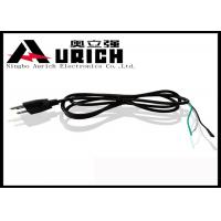 Buy cheap Ul Certification American 110v 3 Prong Power Lead , 3 Pin AC Power Cord product