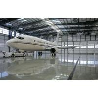 Quality Electric Galvanized, Painting Metal Waterproof Airplane Hangar Of Piping Truss Buildings for sale