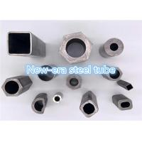 Buy cheap Irregular Shaped Steel Hollow Metal Tube Cold Drawing Seamless Steel Tubing product