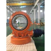 Buy cheap slewing drive with 24v dc motor for CPV concentrated solar power generation product