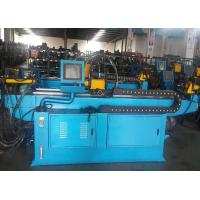 Buy cheap Horizontal Manual Pipe Bending Equipment CE 12MPa SS Hydraulic Pipe Bender product