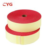 Buy cheap 1mm Thickness Cross Linked PE Foam , Double Sided Adhesive Tape Long Lifespan product