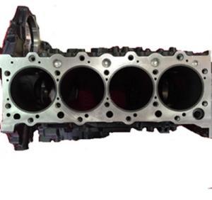 Excavator Spare Parts Auto Engine Block 4hk1 Cylinder Block OEM NO