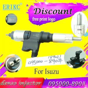 Buy cheap Diesel common rail injector 095000-8901, Isuzu denso nozzle injector 0950008901, spray nozzle gun 095000 8901 product
