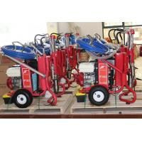 Buy cheap Hydraulic Airless Sprayer With Max Spray Tip 0.065in Pneumatic Paint Sprayer product