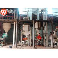 Buy cheap 2-3T/H Animal Livestock Poultry Feed Mill Equipment In Mauritania product