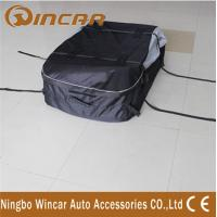 Buy cheap Dual open Roof Top Cargo Bag , 600D Oxford Polyester Roof Carrier Bag product