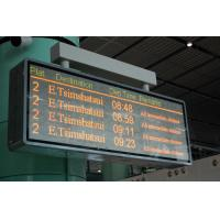 Buy cheap Wide Viewing Angle LED  Passenger Information Display System product