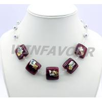 Buy cheap Glass magnetic health necklace product
