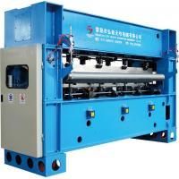 Buy cheap Three Roller 3.5m Fabric Calender Machine , Textile Rolling Machine For Nonwoven product