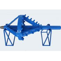 China High Precision HDD Drilling Tools Fly Cutter Reamers for Alluvial Formations on sale