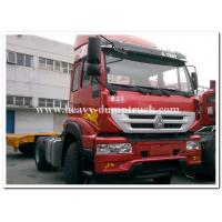 Buy cheap SINOTRUCK Golden Prince 4x2 tractors truck / prime mover for pulling Container trailer chassis from wholesalers