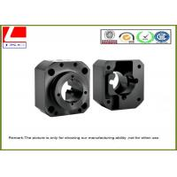 Quality Customized color Anodization CNC Aluminium machining Parts Bearing Mount for sale