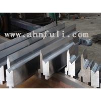 Buy cheap Bending Steel Plates Press Brake Tooling With High Efficiency product
