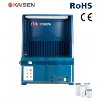 Buy cheap 3kw Cartridge Filter Grinding Downdraft Dust Collector product