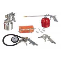 Buy cheap Suction Feed High Pressure Spray Gun Kits , air tools kit for auto painting product