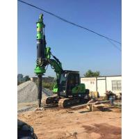Buy cheap TYSIM KR40A Mini Rotary Drilling Rig Foundation Piling Equipment 40KNm Torque from wholesalers