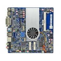 Buy cheap 3C Certification Thin Client Mainboard Full Metal Jacket Low Power Processor product