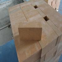 Buy cheap Magnesia Zirconia Bricks Kiln Refractory Bricks for 1750 C Ultra High Temperature Kiln or Erosion of Furnace from wholesalers