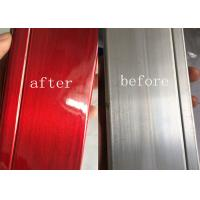 China Epoxy Polyester Industrial Powder Coating Antibacterial For Aluminum Profile on sale