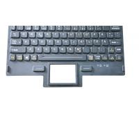 Buy cheap OEM customs military keyboard with red backlight and front panel mounting product