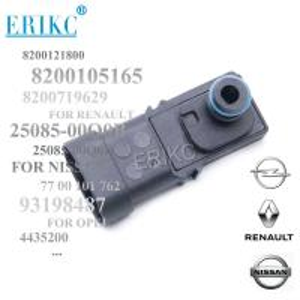 Buy cheap ERICK autopart 7700101762 Intake AIR Pressure MAP Sensor 8200105165 8200121800 8200719629 product