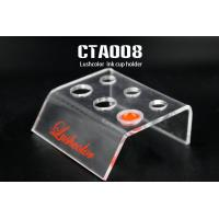 Buy cheap Professional Transparent Acrylic Tattoo Ink Cup Holder For Holding 6 Cups product