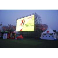 Buy cheap Full Color Led Outdoor Display Board Good Price High Quality Video LED Screens product