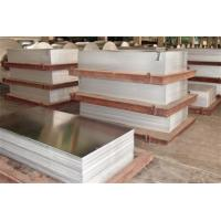 Buy cheap Electronic Products 1100 1 mm Thick Aluminum Sheet With Blue Pvc Film Covers product