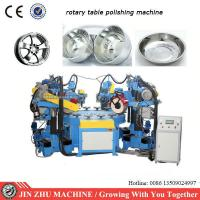 Buy cheap Automated Mirror Finishing Cookware Polishing Machine Easy Operation product