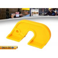 Buy cheap Nylon Breaker Lock Out Tag Out , 60g Yellow Circuit Breaker Loto Devices product