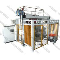 Buy cheap 2 Manipulators Low Pressure Die Casting Machine For Brass / Zinc Alloy Products product